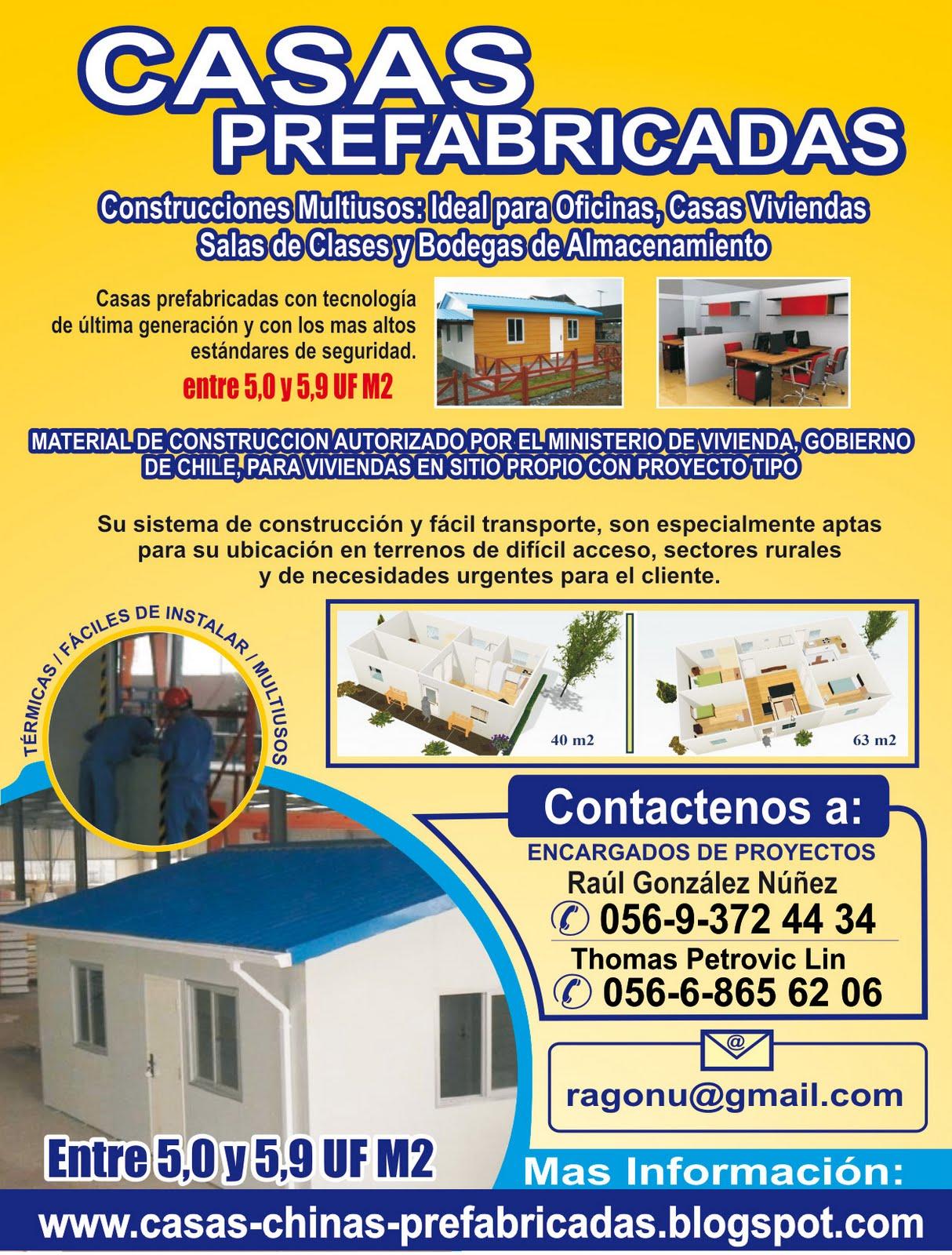 Casas lanco empresa constructora especialista en share - Empresa de casas prefabricadas ...