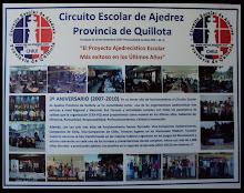 Circuito Escolar Ajedrez