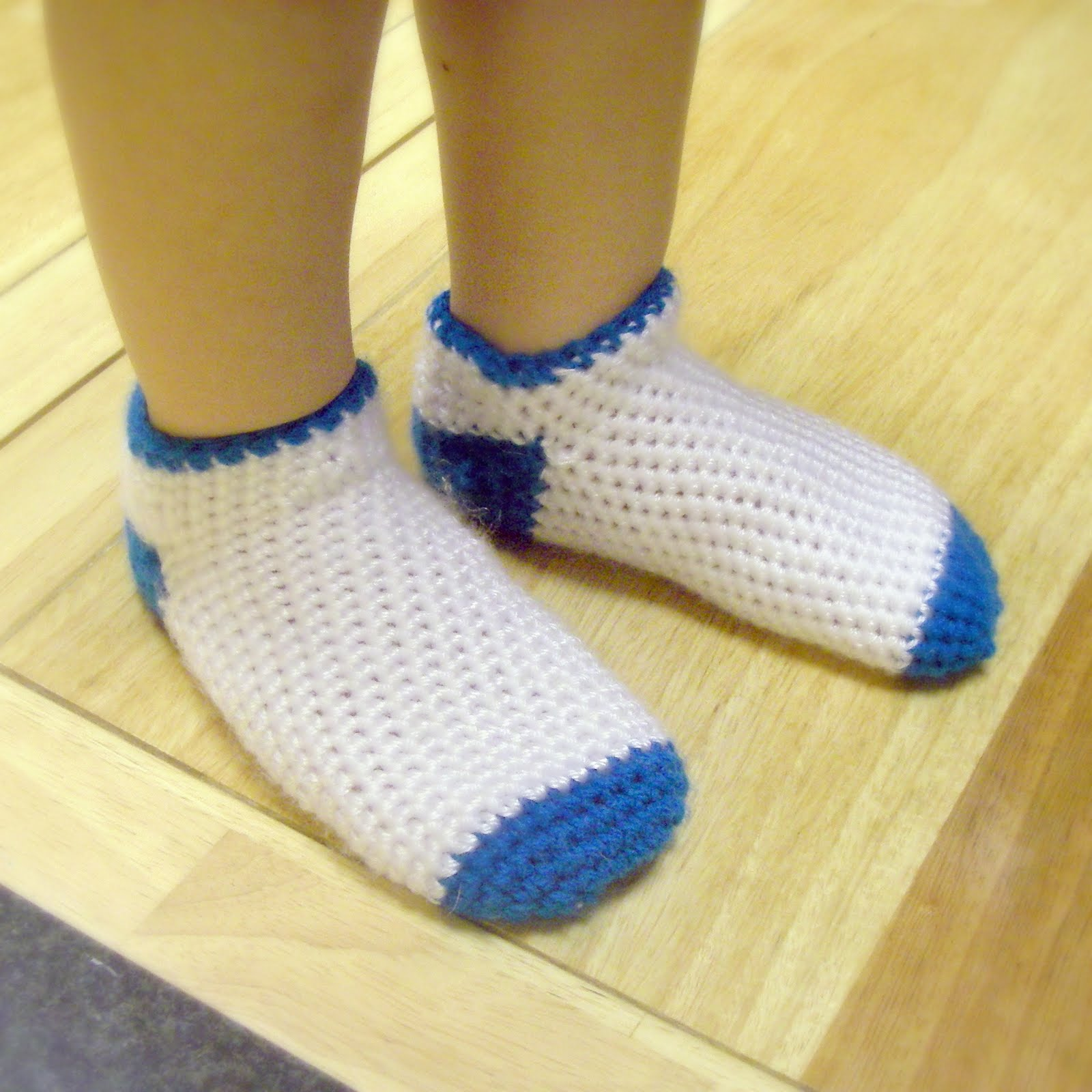 Crochet Socks : Baby - Toddler Crochet Socks - mamacheemamachee