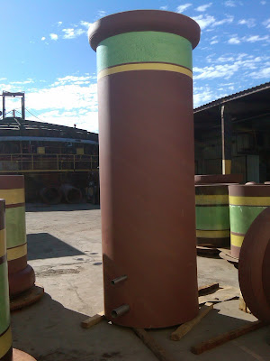 Building Products Ceramic Pipe Wine Tank