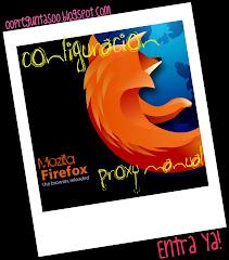Proxy Manual Mozilla Firefox
