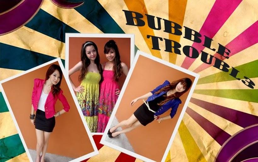 ♥ BubbleTroubl3 ♥