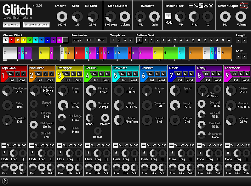 retrigger vst