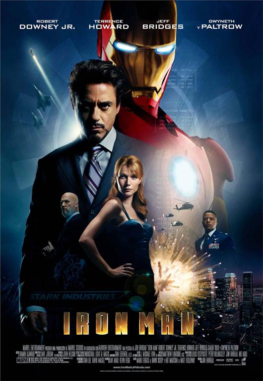 Descarga  Iron Man
