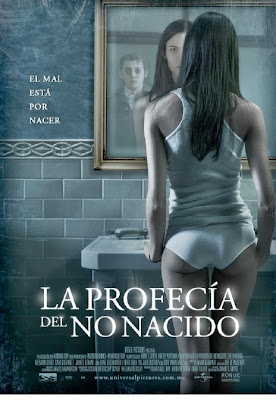 La Profecia Del No Nacido dvdrip latino, descargar La Profecia Del No Nacido