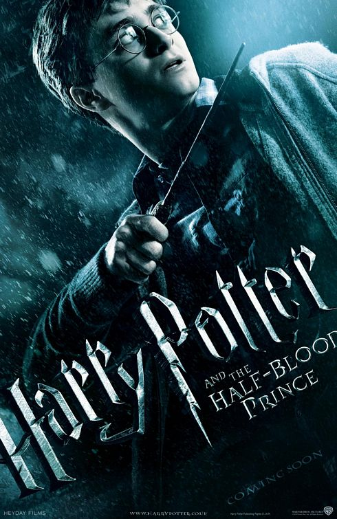 Descarga  Harry Potter 6: Harry Potter y el Misterio del Principe
