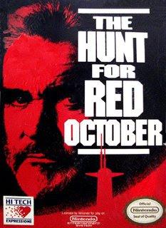 Filme Poster Caçada Ao Outubro VermelhoDVDRip Dublado