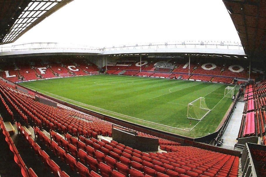 Sejarah Anfield Stadium