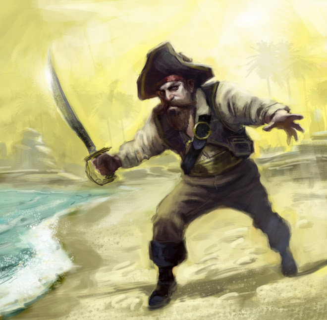 Yellow Pirate