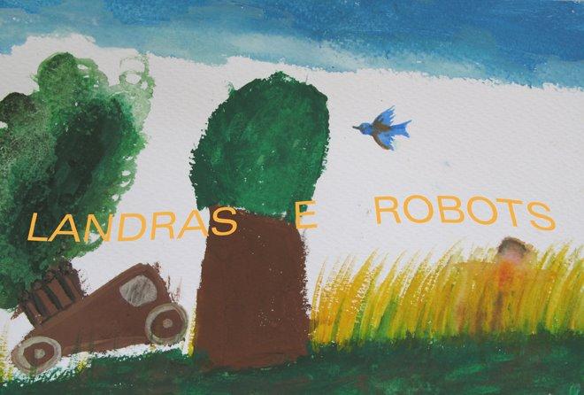 Landras e robots