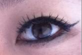 Darkness XO fake false lashes