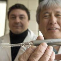 solar-powered toothbrush