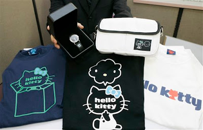 Hello Kitty merchandise for men