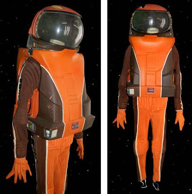 Spock's Spacesuit