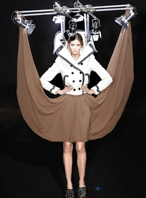 Eccentric fashion