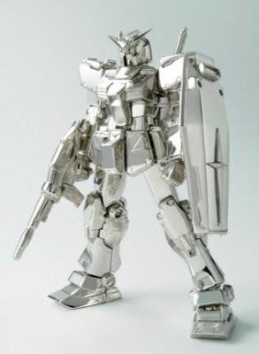 Platinum Gundam