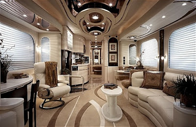 Most Luxurious Bus