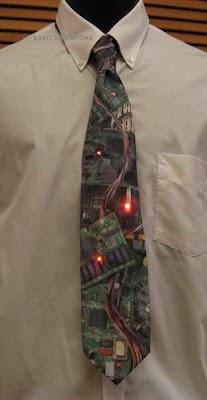 Motherboard tie