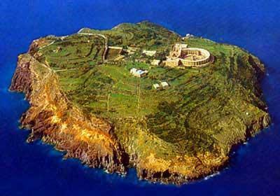 Isola Santo Stefano Italy