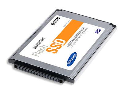 Samsung's 64GB SSD