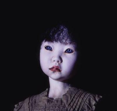 Eerie Japanese Dolls