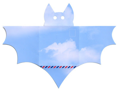 Animal-shaped Envelops