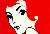 A redhead lady