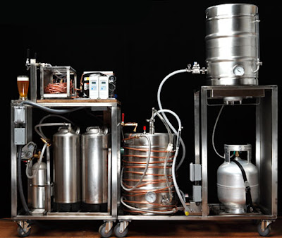 The Ultimate All-in-One Beer Brewing Machine