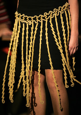 Pasta dress