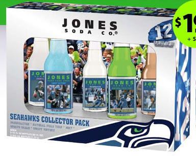 Football-Flavored Sodas