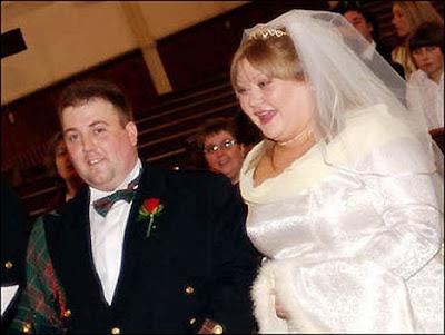 Richie Trezise and his wife Rowan