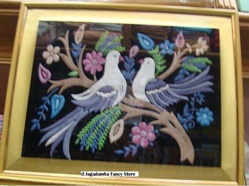Emboss Painting