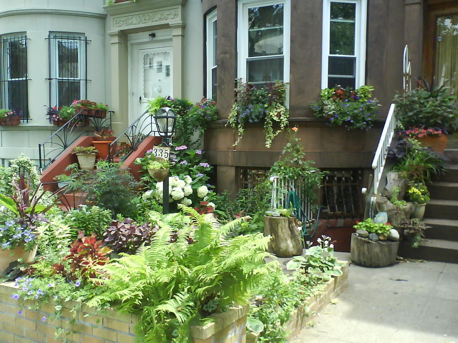 the brooklyn garden club