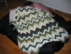 Barnevogns tæppe