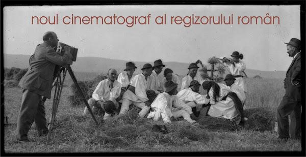 noul cinematograf al regizorului roman