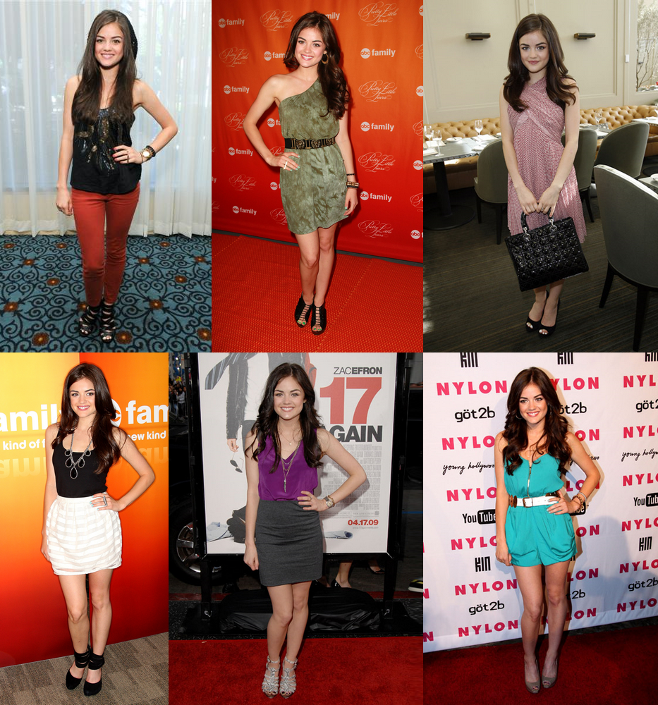 Aria From Pretty Little Liars Outfits