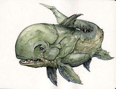dunkleosteus. Dunkleosteus, a prehistoric