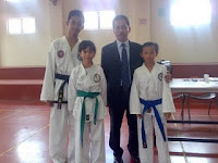 My Kids with Master Amir