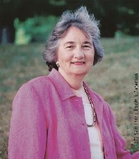 Katherine Paterson was just named National Ambassador For Young People's Literature