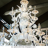 Lamper og lysekroner fra murano - Lamps and chandeliers from Murano