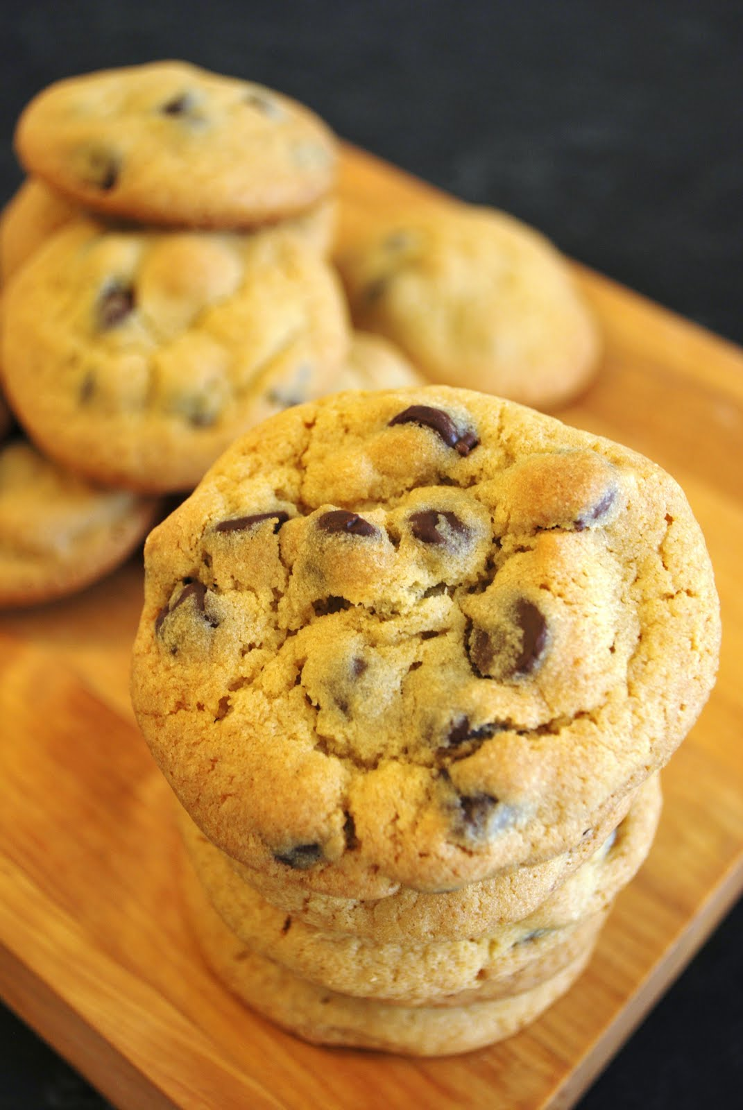 The Capitol Baker: Chocolate Chip Pudding Cookies