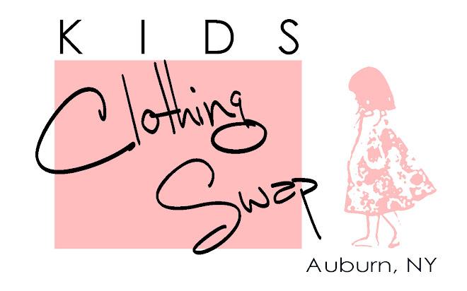 Auburn, NY - Kids Clothing Swap
