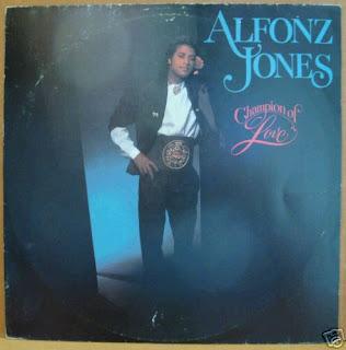 Alfonz Jones - Champion Of Love 1988 (Full LP)