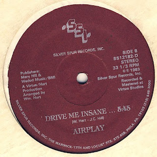 Airplay - Drive Me Insane (1983)