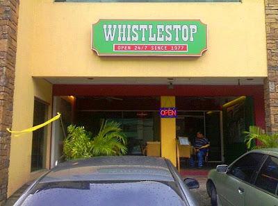wistlestop building