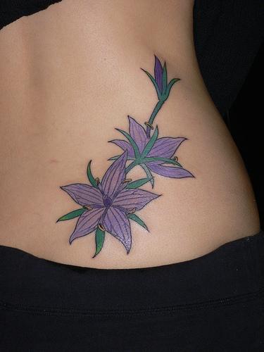 flower tattoos for girls. flower tattoo designs