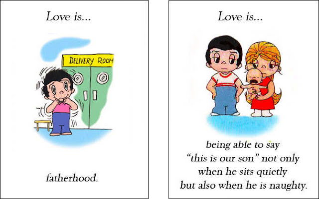 Funny definitions of Love