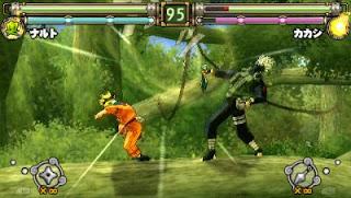 naruto ultimate ninja heroes 1
