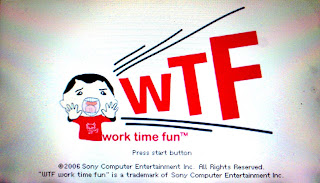 work time fun game