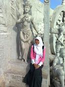 patung dan aku